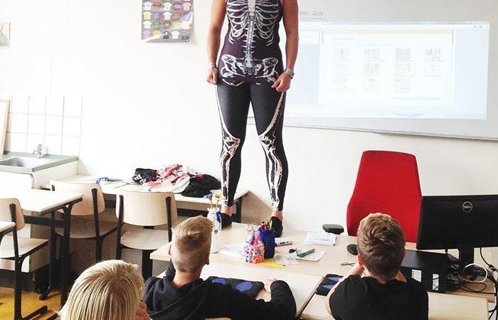визуализация на уроках в школе